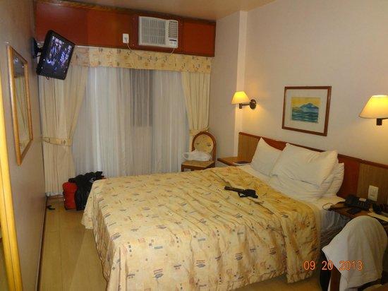 Majestic Rio Palace Hotel: me gusto la habitación, no pense que sería tan linda