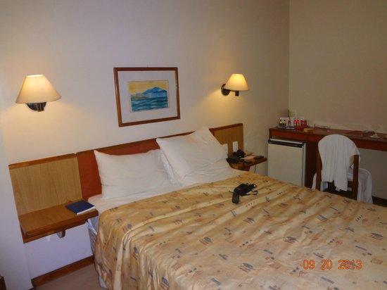 Majestic Rio Palace Hotel: muy cálidad y el aire acondicionado funciona muy bien..