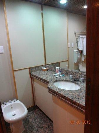 Majestic Rio Palace Hotel: baño muy limpio.