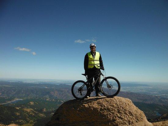 Pikes Peak Mountain Bike Tours: Awesome Trip