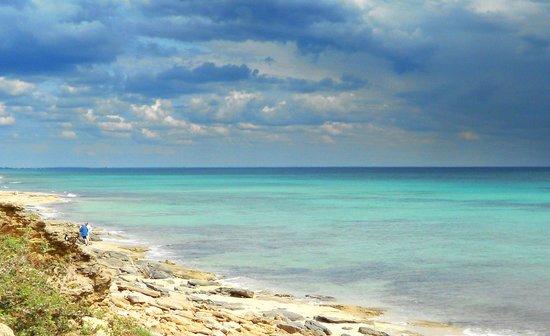 Spiaggia di Monaco Mirante