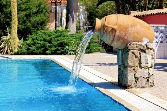 Casa Seralba B&B: cascata