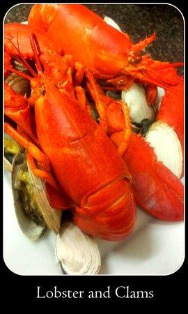 Tea Birds Cafe & Restaurant: Lobster...