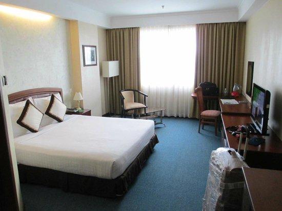 TTC Hotel Premium - Phan Thiet: Номер.