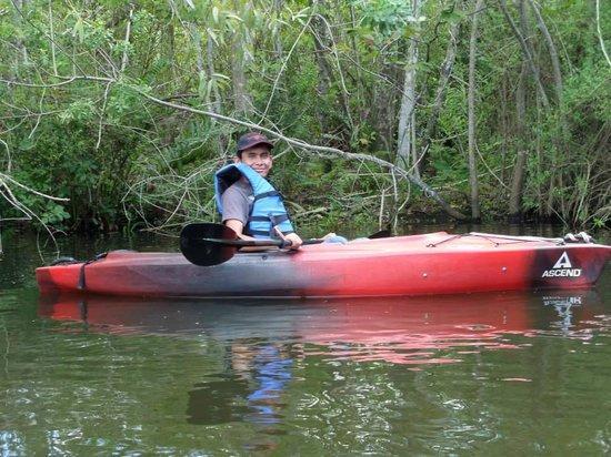 Palm Bay Kayaks: I like it!