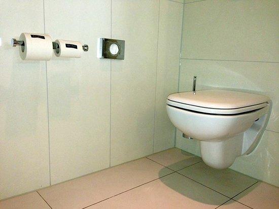 Pullman Eindhoven Cocagne: Toilet