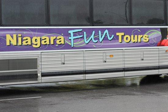 Niagara Fun Tours: Konzelmann