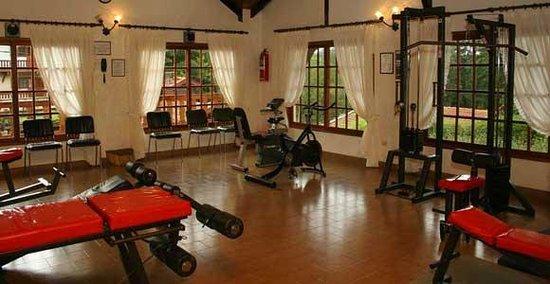 Hotel & Resort La Cumbrecita : GIMNASIO