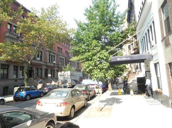 Rodeway Inn: 71st street!