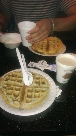 Rodeway Inn: the best breakfast ever