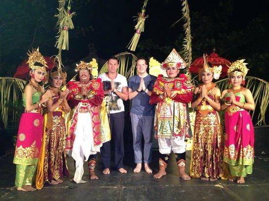 Sol Beach House Benoa Bali by Melia Hotels International: Traditional Balinese dance night