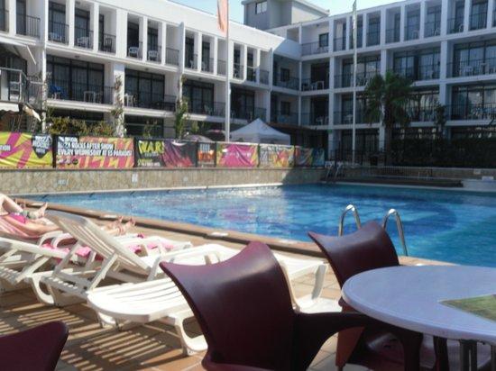 Ibiza Rocks Hotel Pool View Balconies