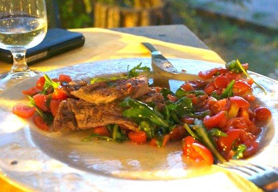 Il Cainone: Mixed salad