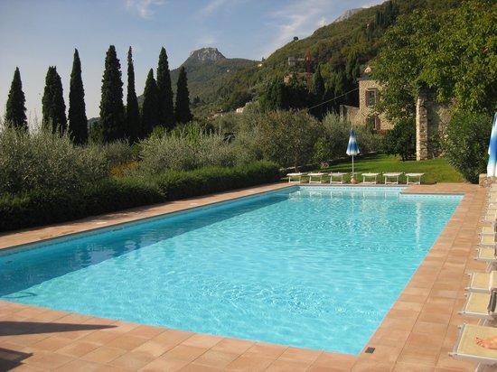 Hotel Villa Europa: Hoteleigener Pool