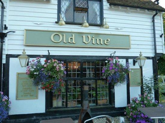 The Old Vine: Sign
