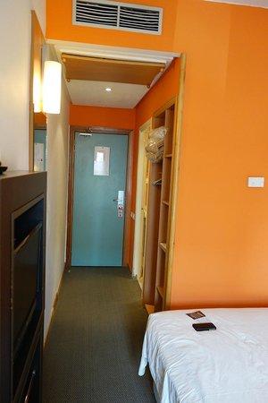 Ibis Fes : hallway