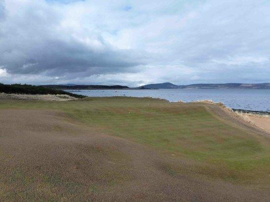 Castle Stuart Golf Links: All 4 on the green