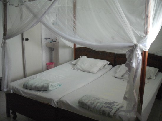 Beach Haven Guest House : Our bedroom