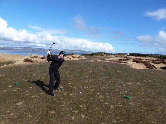 Castle Stuart Golf Links: Going for broke