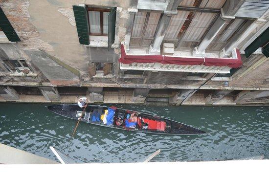 Locanda de La Spada: vue depuis la chambre