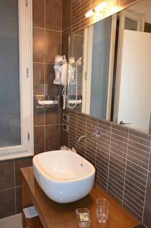 Locanda de La Spada: salle de bains