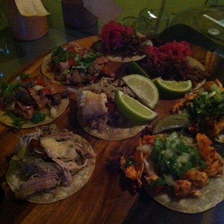 Mæxico (fmr. Barburrito): Tacos galore
