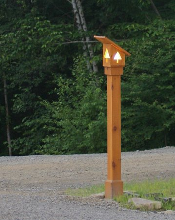 Twin Pine Camps at New England Outdoor Center: NEOC grounds