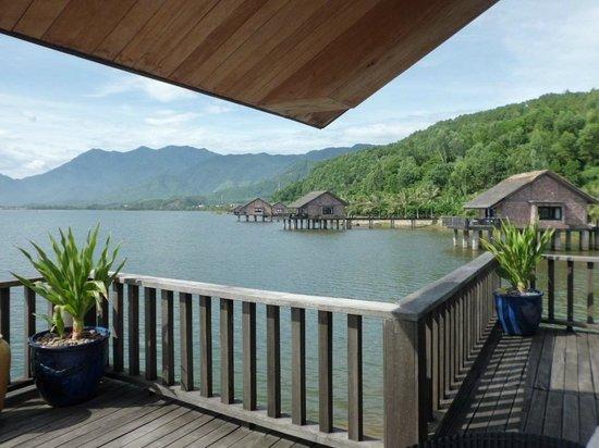 Vedana Lagoon Resort & Spa: lagoon