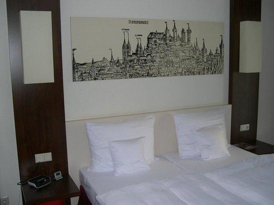 best western hotel nuernberg city west zimmer