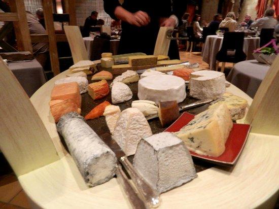 Maison Jeunet : i formaggi della regione