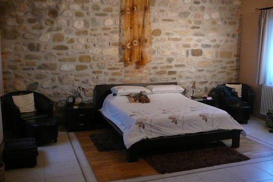 La Grande Quercia Bed & Breakfast: da lässt es sich gut schlafen - auch die Plüschtiere fühlen sich sichtlich wohl ...