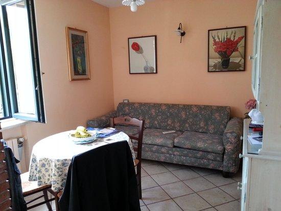 Villa Elisa Casa Vacanze: Living Room