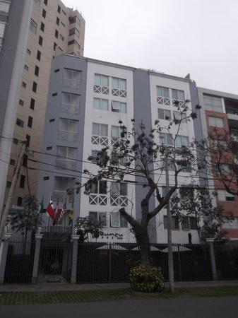 Hotel Runcu Miraflores: Hotel