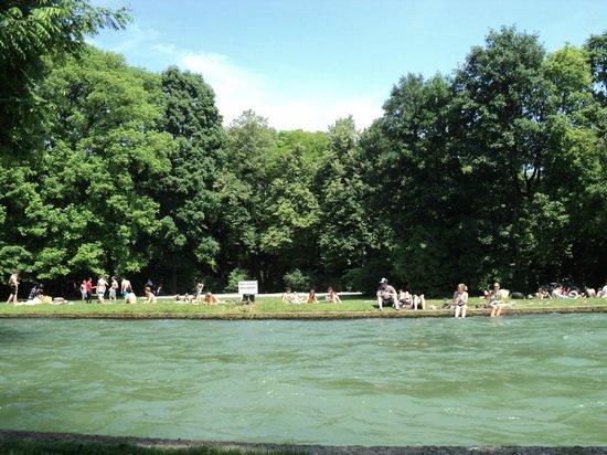 English Garden: Rio Isar No Englisch Garten Good Ideas