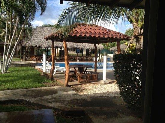 Guanacaste Lodge : Vue de notre chambre