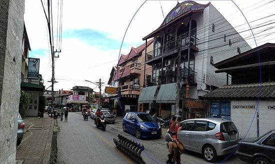 Come Chiangmai Lanna Boutique House: Exterior of Hotel