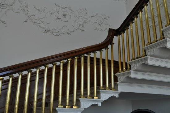 Castletown House : stairs