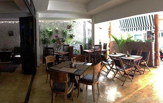 Come Chiangmai Lanna Boutique House: Restaurant