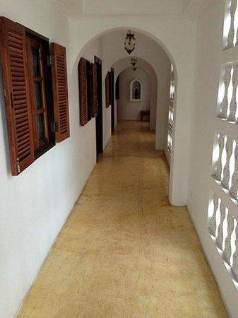 Come Chiangmai Lanna Boutique House: Room Corridor