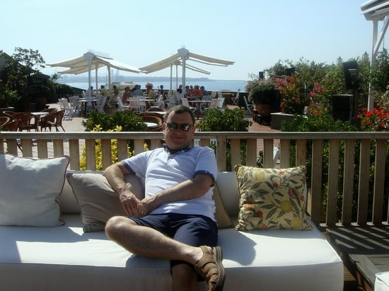Armada Istanbul Old City Hotel: On the Terrace