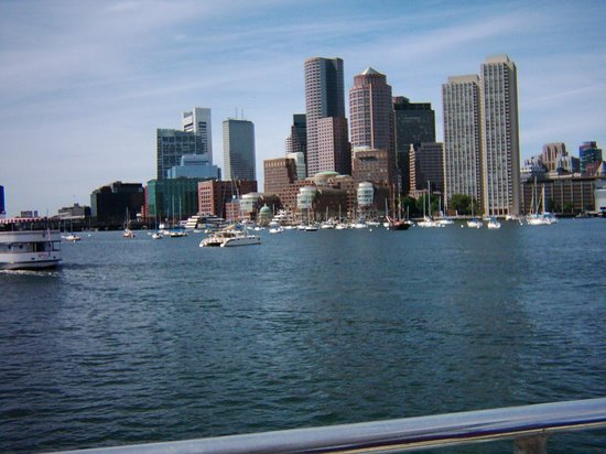 Boston's Best Cruises: Boston Skyline