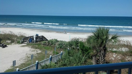 Sea Villas : View from Unit 235