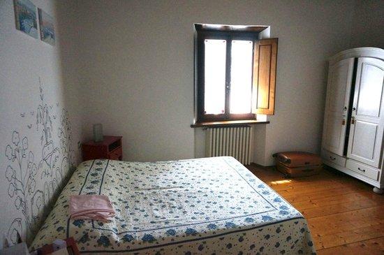 A Casa di Olivo: Bedroom