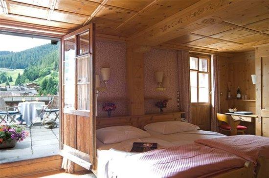 Romantik Hotel Chesa Grischuna: Superior Doppelzimmer