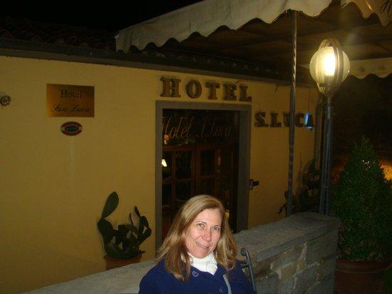Hotel San Luca: Frente do Hotel