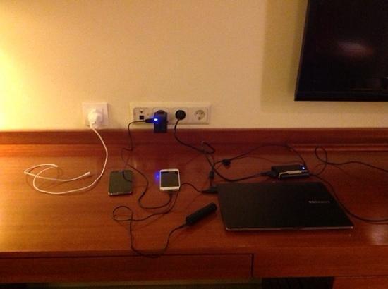 Alila Jakarta : a socket for every device