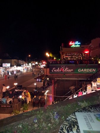 Hisar Holiday Club: eski bar at hisar