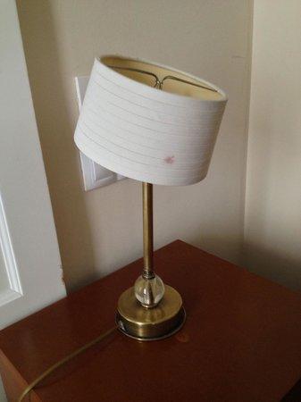 UR Mision de San Miguel : la lampe tachée !?!