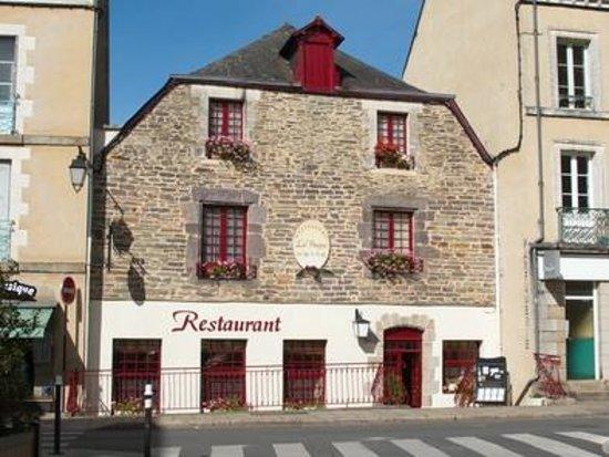 Restaurant LA BOGUE à REDON - 35600