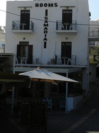 Livikon Hotel : restaurant and rooms